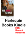 Harlequin Books Kindle Click Here ==> | Harlequin Books Kindle