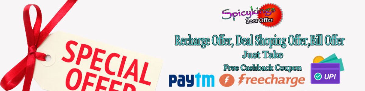 Get Free Cashback & use Coupon Offer Daily | A Listly List