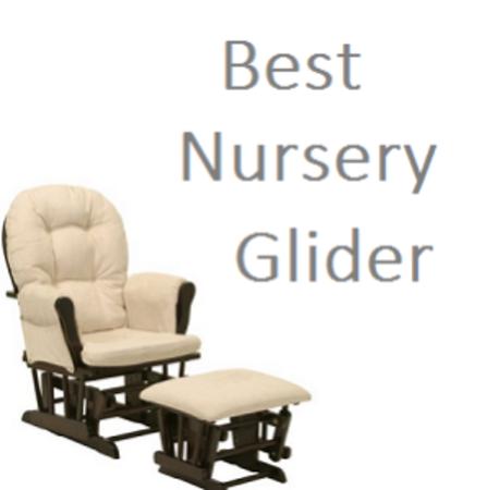 best nursery glider chair rocker recliners brands and. Black Bedroom Furniture Sets. Home Design Ideas