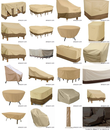 Best patio furniture covers reviews a listly list for Deck furniture covers menards