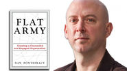 Leadership Books Recommended by #LeadWithGiants | Flat Army - Dan Pontefract
