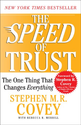 Leadership Books Recommended by #LeadWithGiants | The SPEED of Trust: The One Thing that Changes Everything