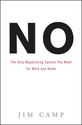 Leadership Books Recommended by #LeadWithGiants | NO: The Only Negotiating System You Need for Work and Home