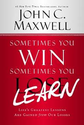 Leadership Books Recommended by #LeadWithGiants | Sometimes You Win, Sometimes You Learn