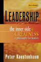 Leadership Books Recommended by #LeadWithGiants | Leadership: The Inner Side of Greatness by Peter Koestenbaum