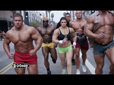 Best Super Bowl Commercials of 2014 - Crowdsourced | GoDaddy - Bodybuilder