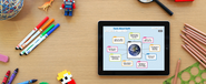 Drawing & coloring webtools & apps | Popplet mindmaps