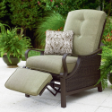 Dream Backyard Oasis #SearsPatio #SummerWithSears | Peyton Recliner- La-Z-Boy-Outdoor Living-Patio Furniture-Chaise Lounge Chairs