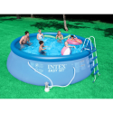 Dream Backyard Oasis #SearsPatio #SummerWithSears | 15FT X 48IN EASY SET POOL PACKAGE- Intex-Toys & Games-Pools & Accessories-Pools