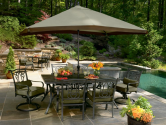 Hadley 10 Pc. Dining Set- La-Z-Boy-Outdoor Living-Patio Furniture-Dining Sets