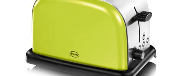 Best Green Toaster Reviews 2014 - Lime Green, Apple Green and more