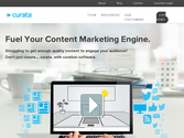 Content Curation & Online Marketing Solution - Curata