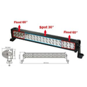 Best Led Light Bar Offroad Reviews 2015 - 2016 | AC Auto Parts® 10-30V 21.5'' 120W Whole New Upgraded Led off road SUV Jeep off road Truck ATV High Power ...