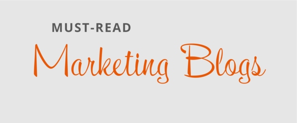 Headline for Must-Read Marketing Blogs