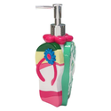 Flip Flop Bathroom Decorations | Allure Home Creations Sun and Sand Lotion Pump - Lotion Dispensers. Powered by RebelMouse