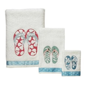 Flip Flop Bathroom Decorations | Flip-Flop 3-pc. Towel Set - Flip Flops Bathroom Towels. Powered by RebelMouse