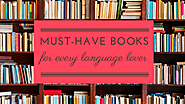 Must-have books for language lovers