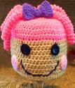 Free Crochet Pattern For Lalaloopsy Hat : 10 FREE Lalaloopsy-Inspired Crochet Patterns The Steady Hand