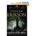 Best Epic Fantasy Books | Malazan Book of the Fallen - Steven Erikson