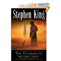 Best Epic Fantasy Books | The Gunslinger - Stephen King