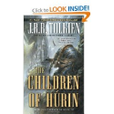 Best Epic Fantasy Books | The Children of Hurin - J. R. R. Tolkein