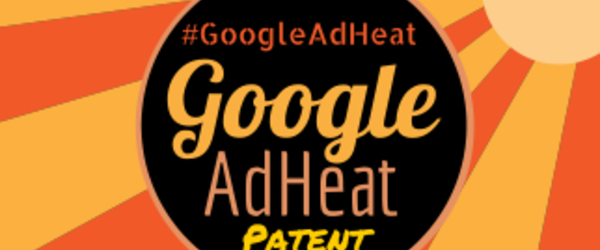 Headline for 23 Google AdHeat Patent Claims