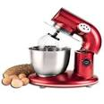Best Stand Mixers Reviews | American Era 650W Stand Mixer with 6-QT Stainless Steel Bowl