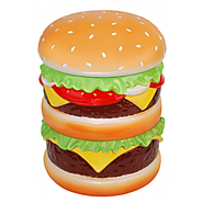 BigMouth Inc Cheeseburger Cookie Jar - Kitchen Things