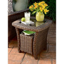 My Dream Outdoor Living Space | Ashton Side Table*- La-Z-Boy-Outdoor Living-Patio Furniture-Tables & Side Tables