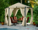 My Dream Outdoor Living Space | Stargazer Gazebo- Garden Oasis-Outdoor Living-Gazebos, Canopies & Pergolas-Gazebos