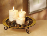 Saratoga Candle Garden- San Miguel-For the Home-Decorative Accents-Candles, Candleholders & Potpourri