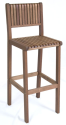 Ibiza Eucalyptus Barstool- Amazonia-Outdoor Living-Patio Furniture-Bars