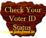 Voter ID Card Online Status in AP Election ceoandhra.nic.in