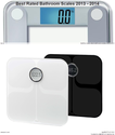 Best Rated Bathroom Scales 2013 - 2014 | Best Rated Bathroom Scales 2013 - 2014 - Accurate Weight Management