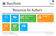 StoryToolz : Resources for Authors