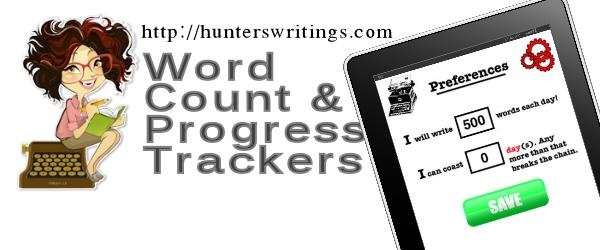 Headline for Writing Meters & Word Tracking Apps & Widgets