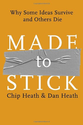 Books on Brands & Storytelling | Made to Stick: Why Some Ideas Survive and Others Die