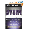 Books on Brands & Storytelling | Story: Substance,Structure,Style and The Principles of Screenwriting: Robert McKee: 9780060391683: Amazon.com: Books