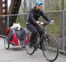 best Covered dog bike trailer Reviews 2014 | Bike Trailers for Dogs
