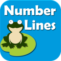 elementary math apps | App Store - Teaching Number Lines