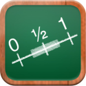 elementary math apps | MathTappers: Estimate Fractions -