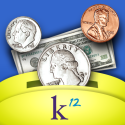 elementary math apps | Counting Bills & Coins By K12 Inc.