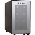 Best Rated Wine Refrigerators | Haier 8-Bottle Bottle Wine Cellar with Electronic Controls