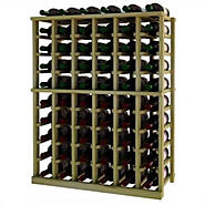 "Best Small Wine Cellars | Wine Cellar Innovations Designer Series 35"" Half Height Wine Rack - Kitchen Things"