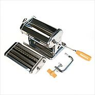 Best Pasta Maker Reviews | Fox Run Pasta Machine