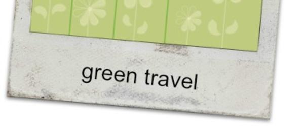 Green Travel Blogger