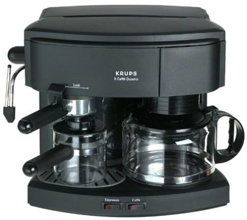 best espresso coffee maker combo reviews a listly list. Black Bedroom Furniture Sets. Home Design Ideas