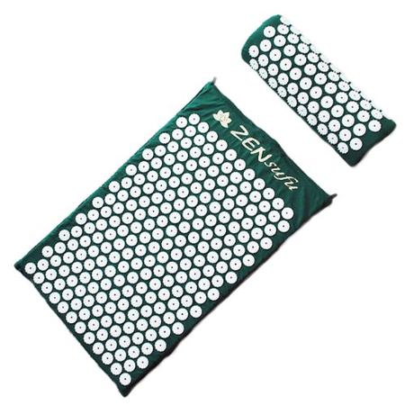 Best Acupressure Mat For Pillow Back And Foot Nail Mats