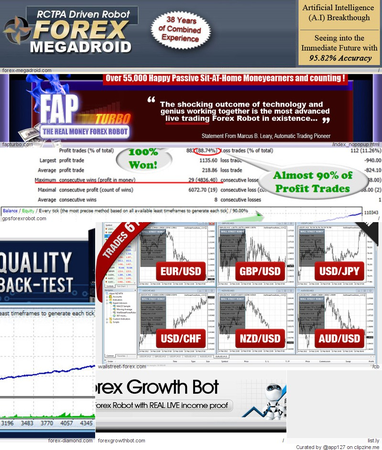 Megadroid forex robot review