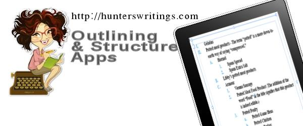 Outlining or Structural Apps